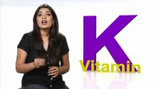 Vitamins - Benefits Of Vitamin K - Tips For Healthy Eating