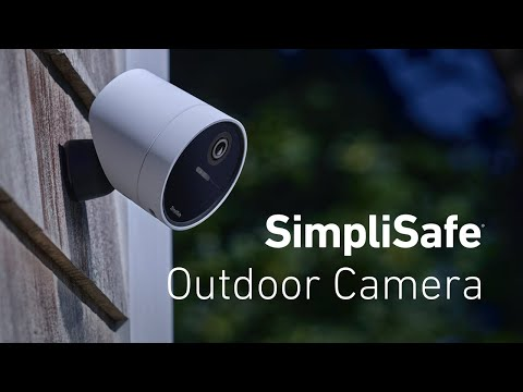 SimpliSafe adds Wireless Outdoor Security Camera to whole home security suite
