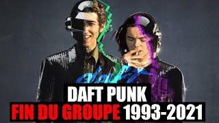 DAFT PUNK, C'est FINI ! Le groupe annonce sa SÉPARATION Officielle ( 1993- 2021 )