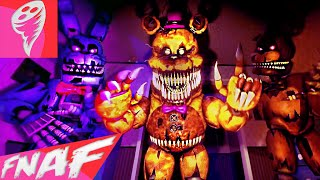 "FIVE NIGHTS AT FREDDY'S 4 SONG ""Break My Mind"" Music Video by DAGames"