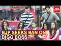 BJP MLA Seeks Ban On Bigg Boss 13 Over Alleged Obscene Content