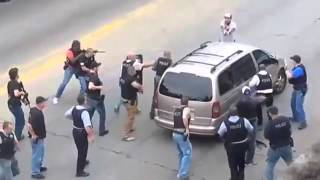 CHICAGO POLICE IN ACTION