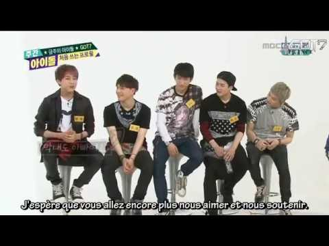 GOT7 - Weekly Idol 146 | Episode du 14/05/14 (VOSTFR)