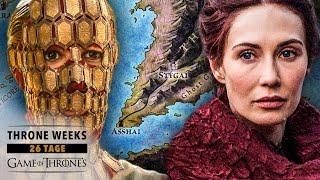 GAME OF THRONES: Die unbekannte Welt GENAU ERKLÄRT! | Schattenländer, Sothoryos & Sommerinseln