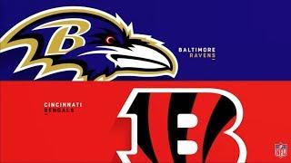 Cincinnati Bengals vs Baltimore Ravens NFL Highlights Week 2 (2018)