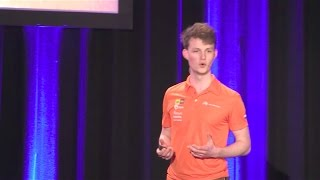 Why everyone should take a gap year | Caspar Roth | TEDxYouth@HNLBilthoven