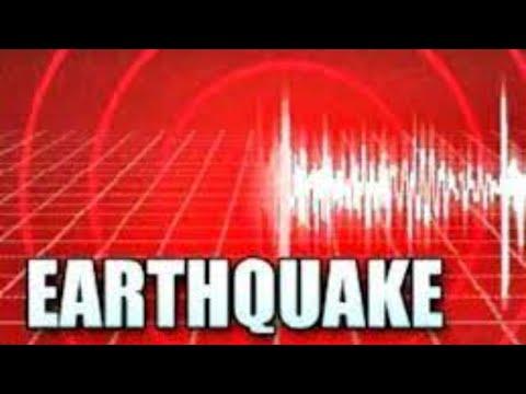 Breaking News !! Earthquake in California 5.9 And a 4.8