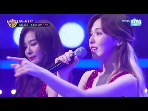 [everysing] 판타스틱 드림걸즈! 박미경과 레드벨벳의 콜라보 무대!!
