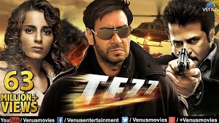 Tezz (HD) | Full Hindi Movie | Ajay Devgan Full Movies | Latest Bollywood Movies - ENGLISH SUBTITLE