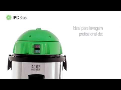 Aspirador e Extratora 62L 1200W A162Ext IPC Soteco - 127 V - Vídeo explicativo