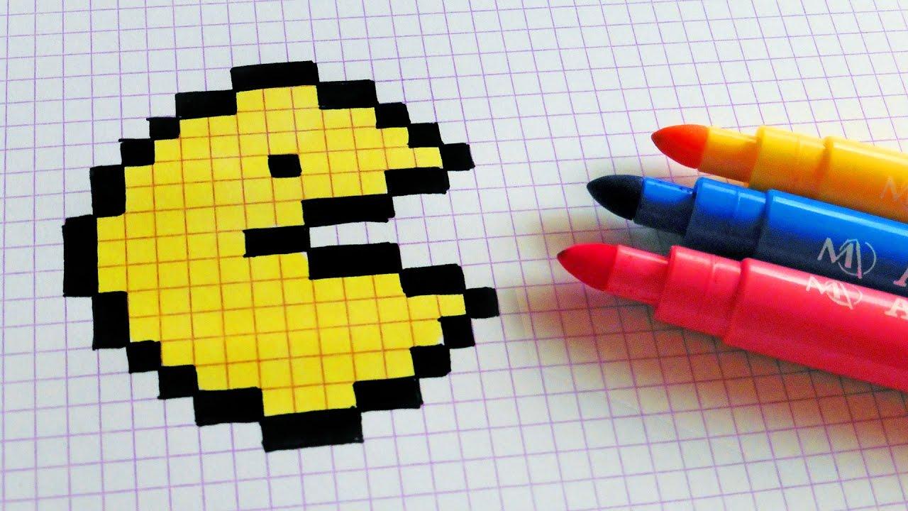 Pacmanpixelart