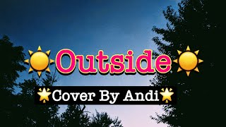 Kidz Bop Kids- Outside (Cover by Andi) Throwback video