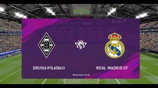 kết quả bóng đá cúp c1 đêm qua rạng sáng nay Real Madrid vs Borussia M'gladbach-pes champions league