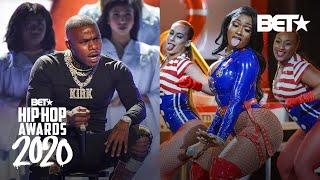 DaBaby, Lil Baby, Megan Thee Stallion, Gunna & More In Their First-Ever Hip Hop Awards Performances!
