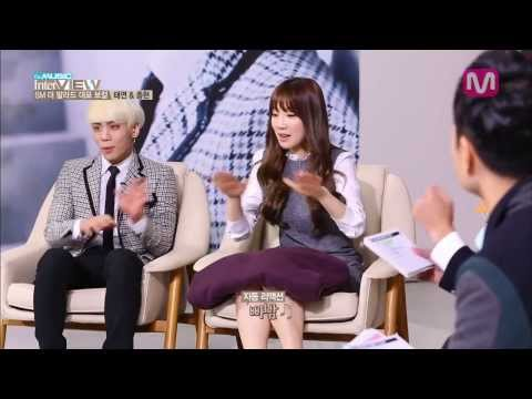 [ENGSUB]Jonghyun was jealous of Taeyeon's singing talent when he was a trainee.
