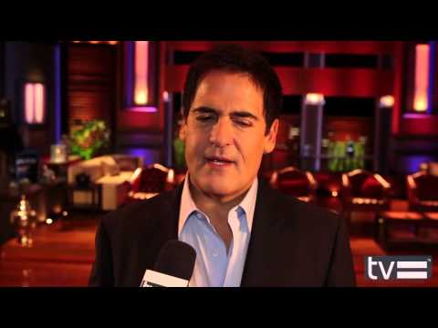 Mark Cuban Interview - Shark Tank Season 5 - YouTube