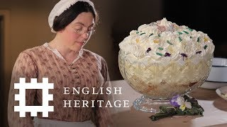 How to Make Trifle - The Victorian Way