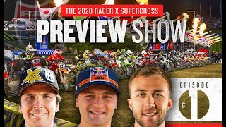 2020 Monster Energy Racer X Supercross Preview: Episode 1, Championship Fire