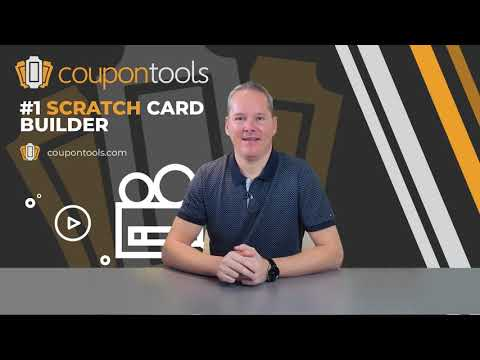 Videos Coupontools.com | How to make digital scratch cards in minutes without hiring a developer?