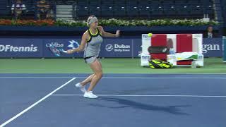 Highlights: WTA R1 - Konta d. Pavlyuchenkova