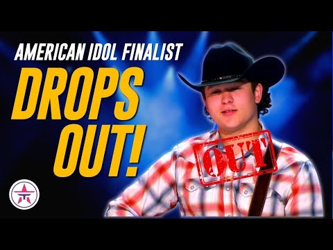 'American Idol' Finalist Caleb Kennedy DROPS OUT After Video Resurfaces! What Happened?