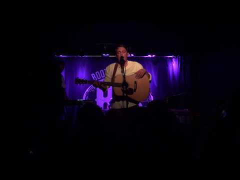 Dermot Kennedy - NEW SONG Moments Passed (live) 9/14/17