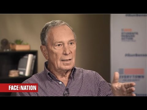 Michael Bloomberg holds off on 2020 endorsement