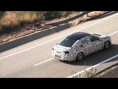 Nowy VW Passat przyłapany podczas testów