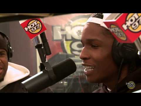 Baixar ASAP Rocky Freestyle on Funkmaster Flex