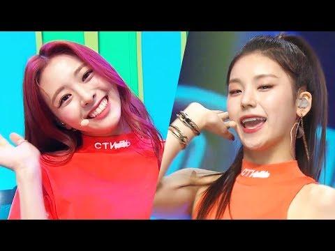 ITZY - Dalla Dallaㅣ있지 - 달라 달라 [Music Bank Ep 970]