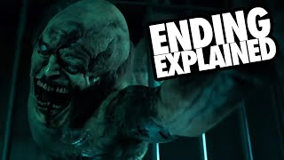 SCARY STORIES TO TELL IN THE DARK (2019) Ending + Monsters Explained