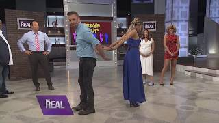 It's a Hubby & Wife Dance Battle!