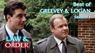Law & Order - Best of Greevey and Logan (Season 1)