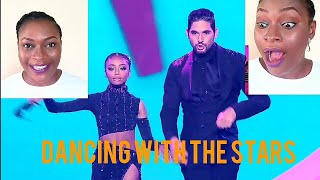 Skai Jackson Dancing with the Stars | Tango Dance | Reaction Video