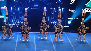 Cheer Sport Great White Sharks NCA 2018 Day 2