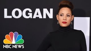 'Logan's' Elizabeth Rodriguez Talks Border Wall, Latinas In Entertainment   NBC News