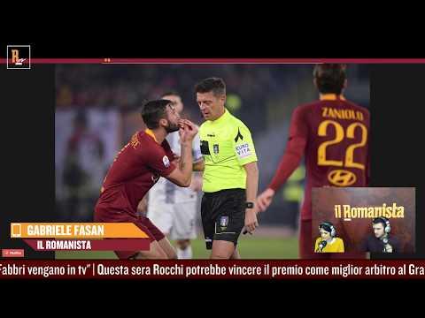 Gabriele Fasan commenta Roma-Inter:
