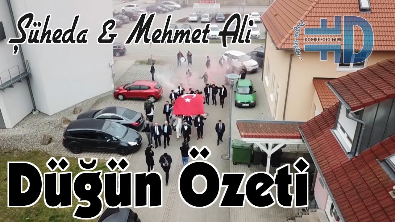 Şüheda & Mehmet Ali - DÜĞÜN ÖZETİ