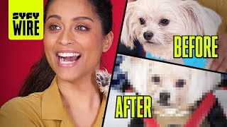 Lilly Singh's Dog Goes Full