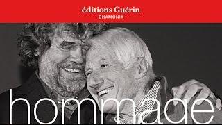 Soirée Reinhold Messner  Hommage Bonatti