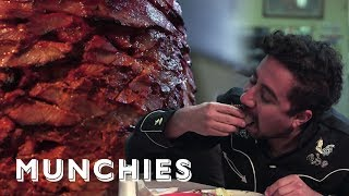 All the Tacos: Al Pastor in Mexico City