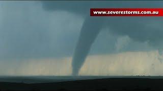 Storm Chase & Spotting - McLean TX & Elk City Tornado - 16th May 2017