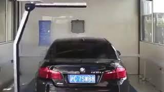 【衝撃】中国の洗車機 CAR WASHING IN CHINA
