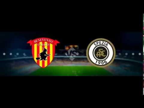 Benevento Calcio vs Spezia Calcio