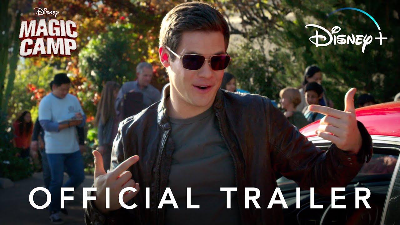 Trailer de Magic Camp