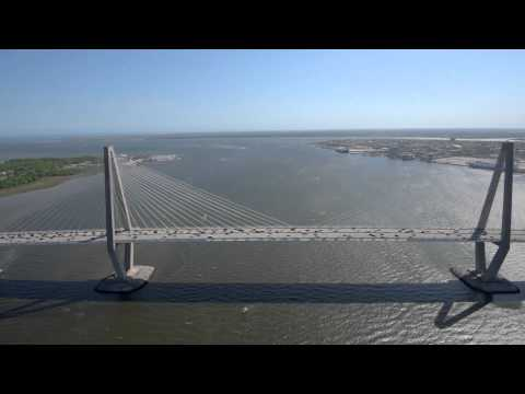 Aerial Video Shoot Charleston SC By ClearSkyImages