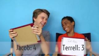 Jacob Hopkins And Terrell Ransom Jr. Find Out How Well They Know Each Other | WHOSAY