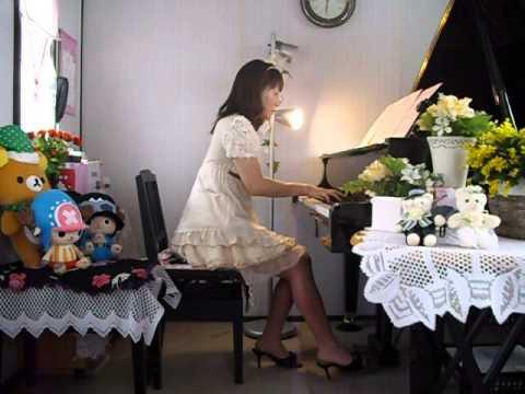 2013❤ ENDLESS STORY 伊藤由奈 映画『NANA』 piano performance