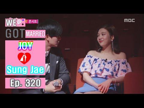 [We got Married4] 우리 결혼했어요 - Sung Jae ♥ Joy The last genuine 20160507