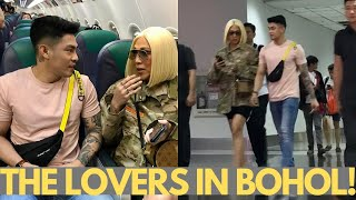 VICE GANDA Goes to BOHOL with Boyfriend ION PEREZ!
